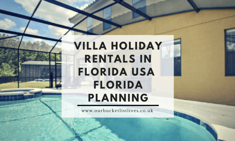 Villa Holiday Rentals in Florida USA - Florida Planning