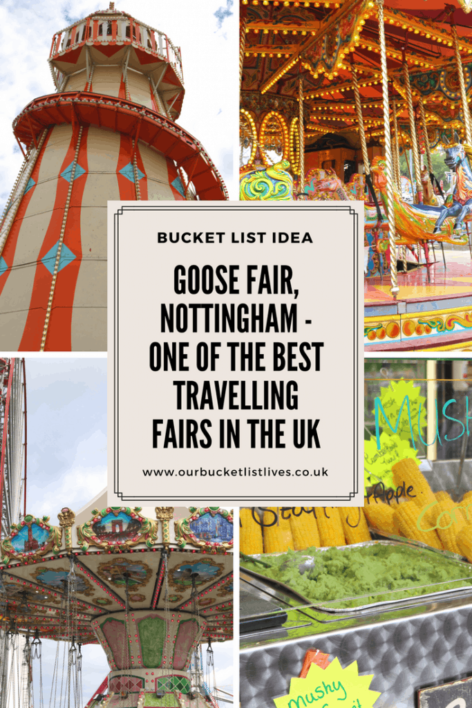 Goose Fair, Nottingham - One of the Best Travelling Fairs in the UK