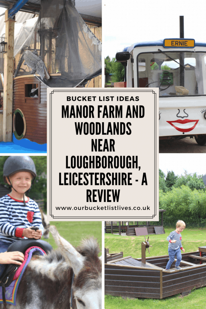 Manor Farm and Woodlands - Near Loughborough, Leicestershire - A Review