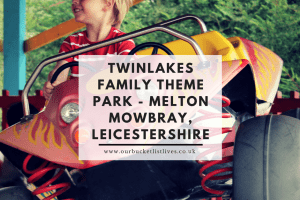 Twinlakes - Family Theme Park - Melton Mowbray, Leicestershire