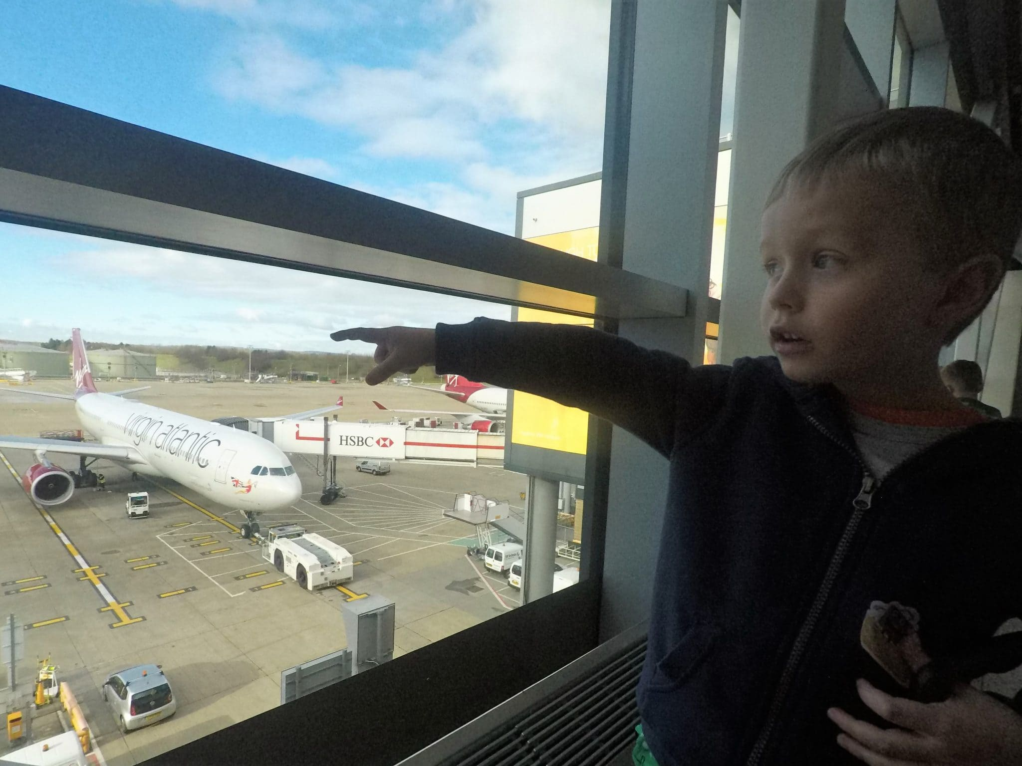 Flying Virgin Atlantic with Kids | Long Haul Economy Review