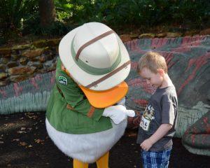 Disney World PhotoPass - Characters & Photo Op's at Animal Kingdom