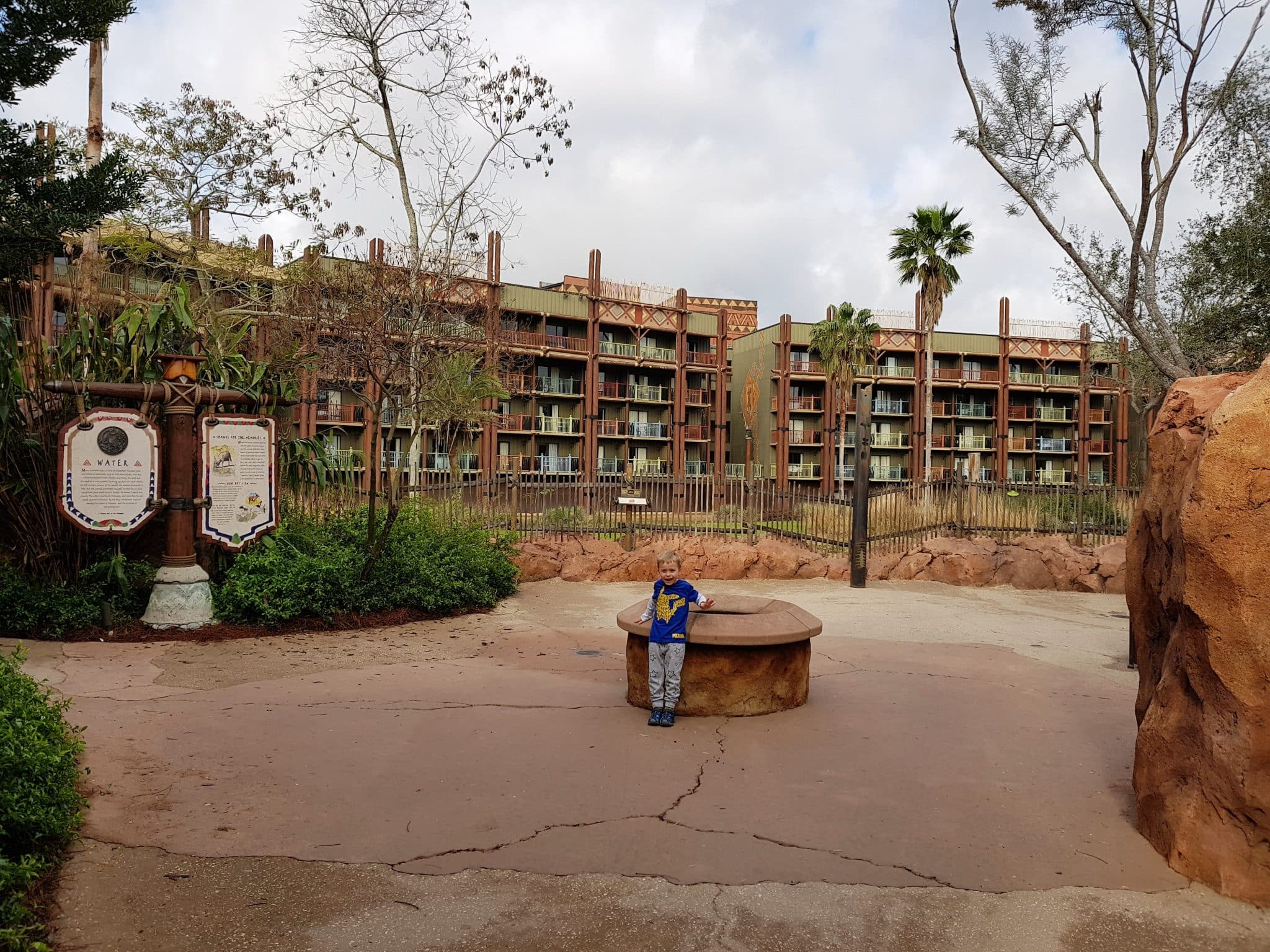 Disney's Animal Kingdom Lodge Review | Club Level | Room Review