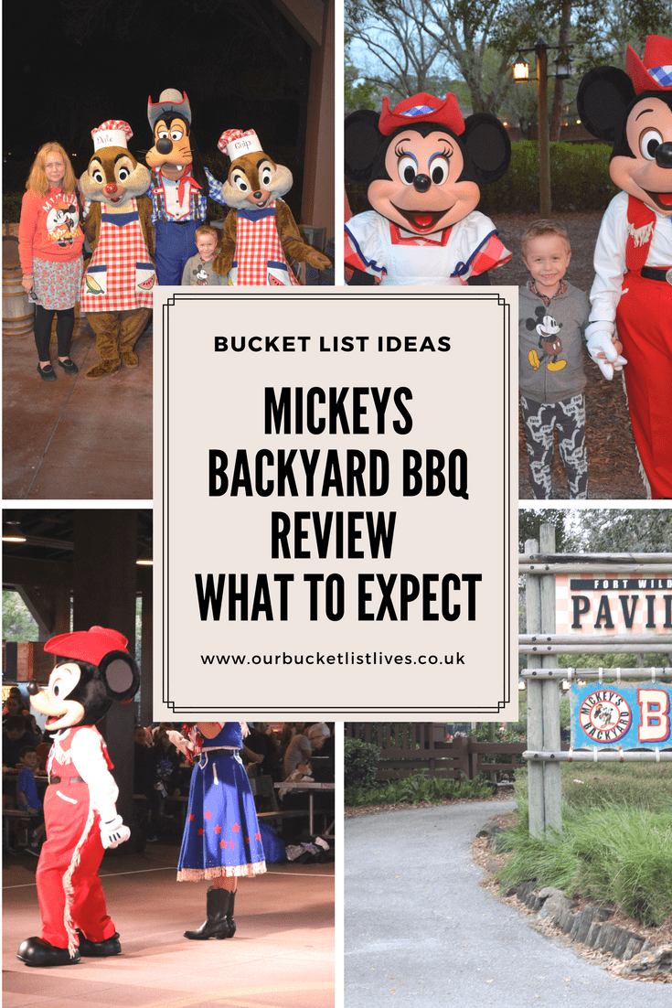 Mickeys Backyard BBQ Review | What to Expect