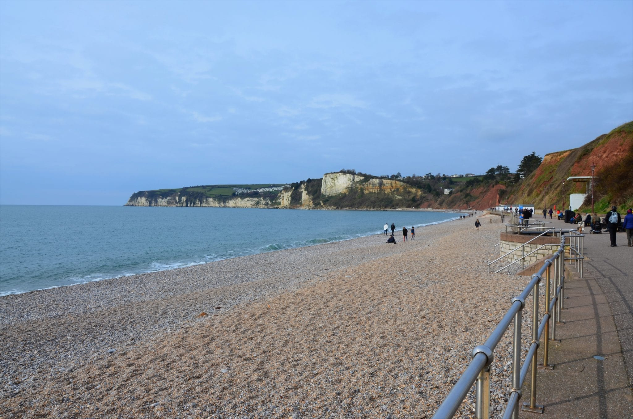 Visiting Seaton on Dorset's Jurassic Coast