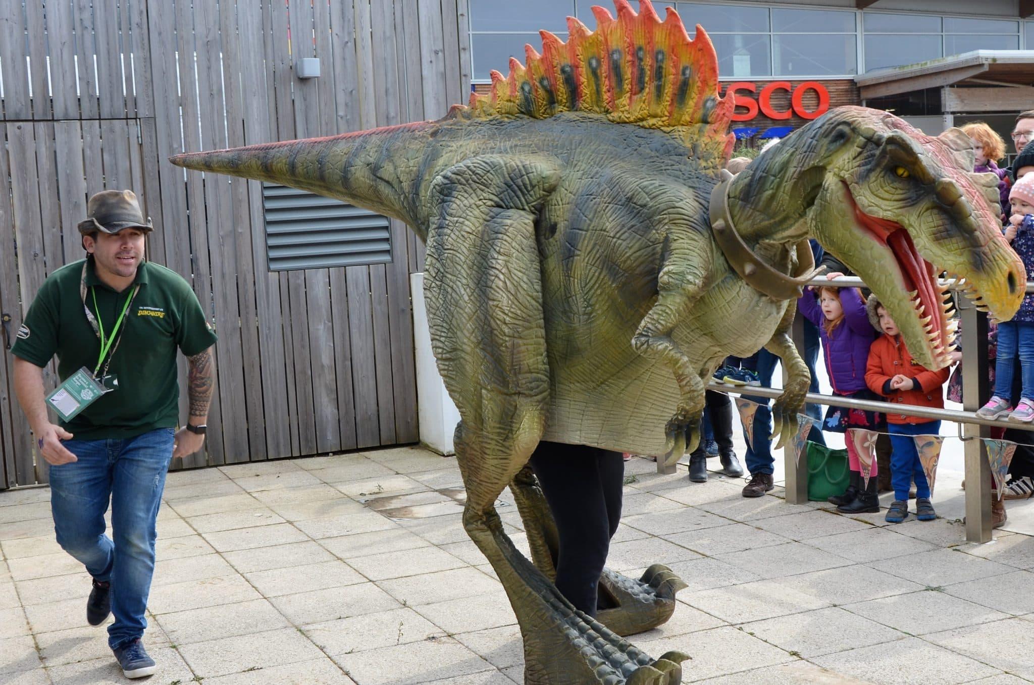 12 - Spike the Spinosaurus