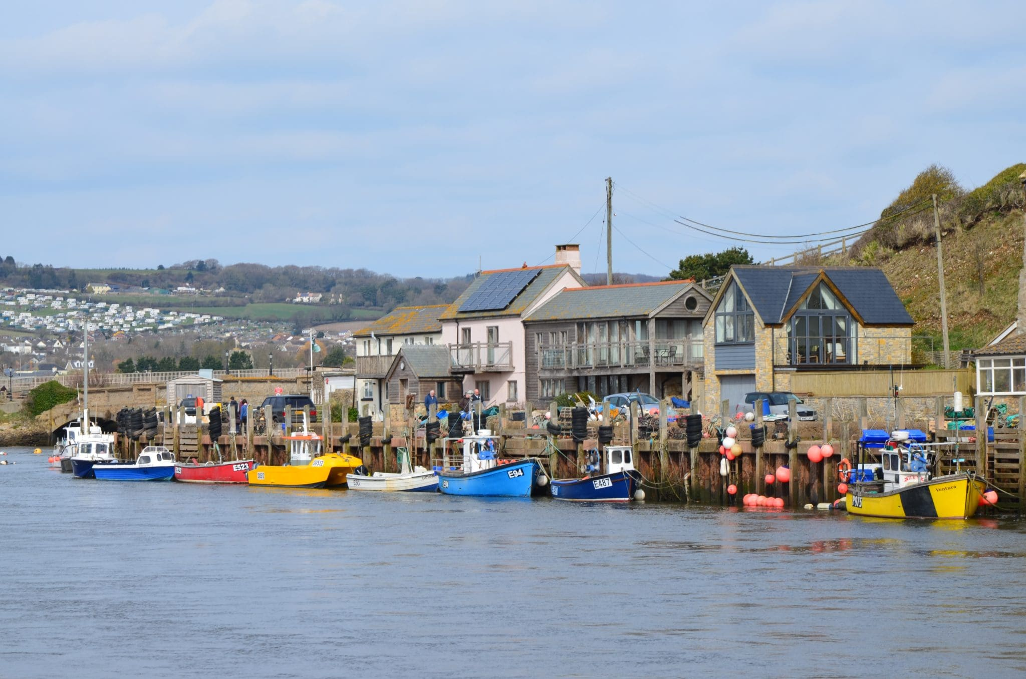 4 - Seaton Harbour