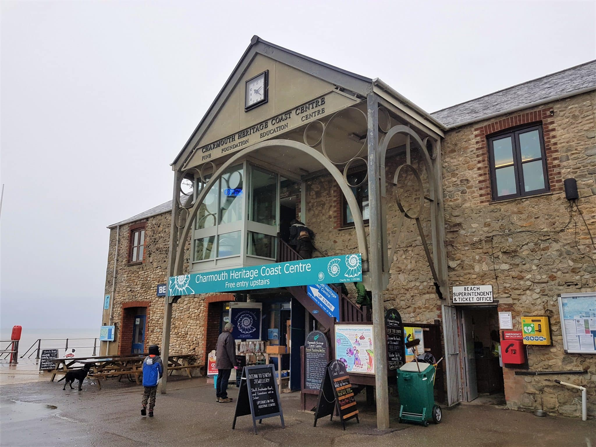 5 - Charmouth Heritage Coast Visitor Centre