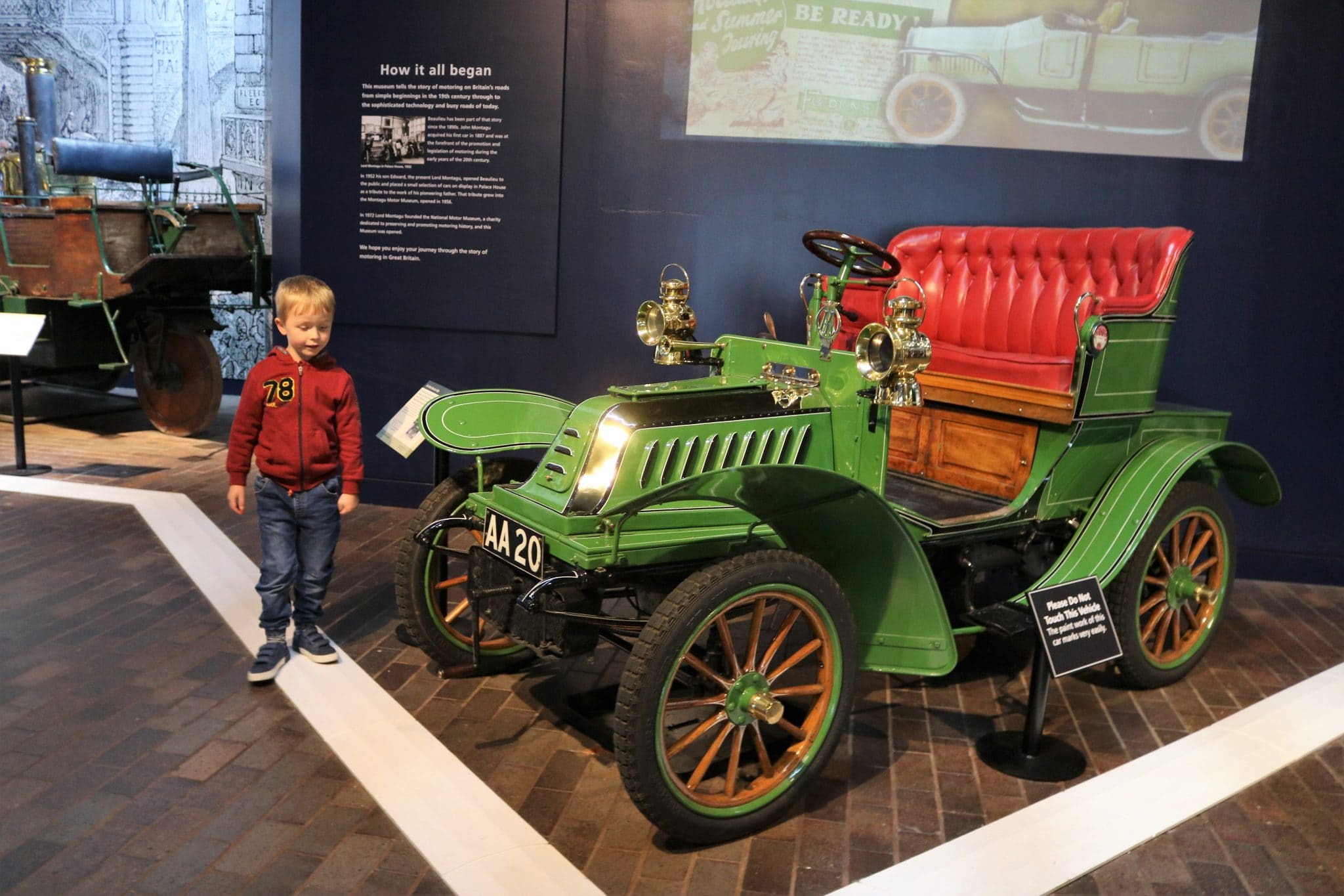 Beaulieu | National Motor Museum | What is there to See & Do For Families