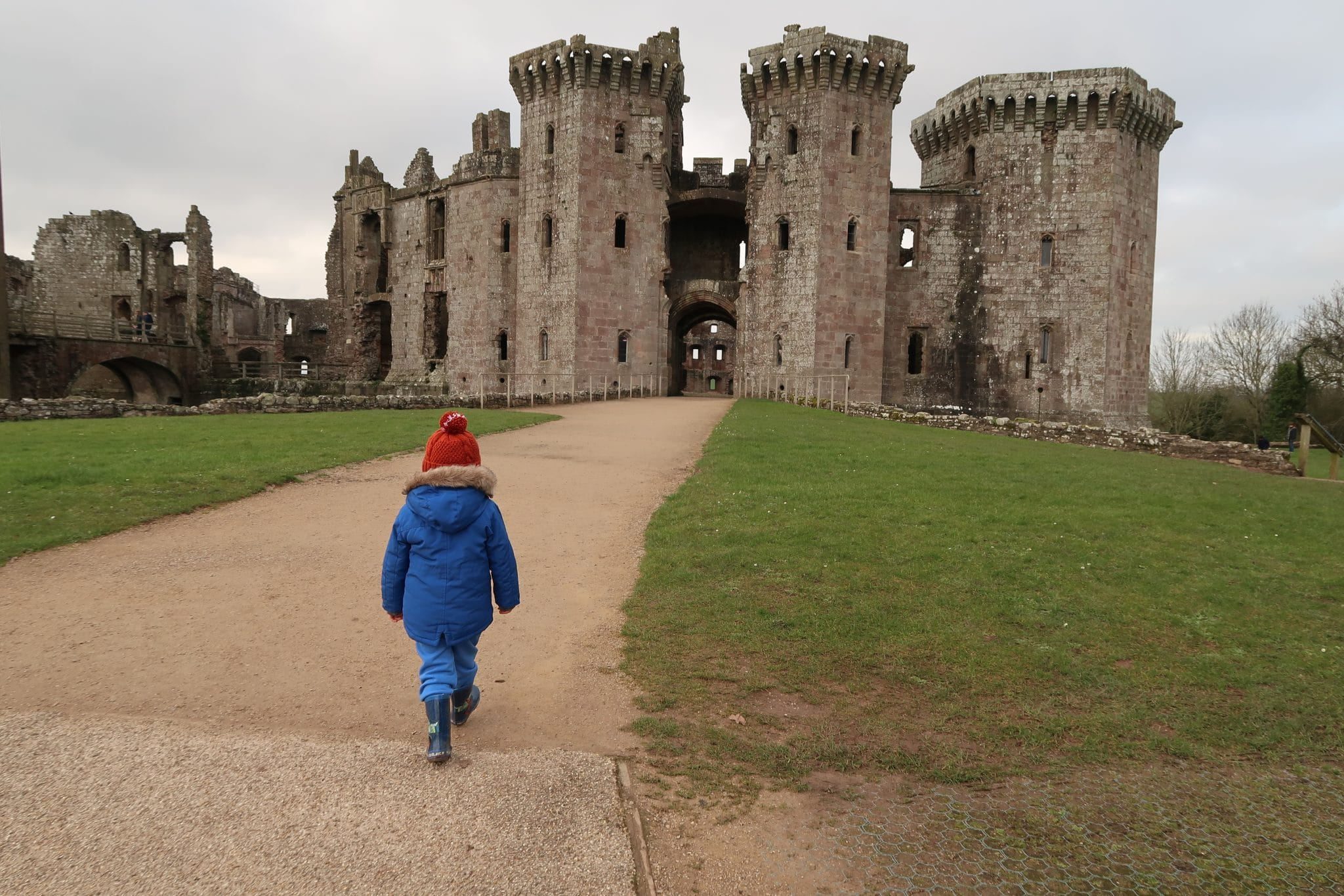 Our Favourite Three Castles in South Wales