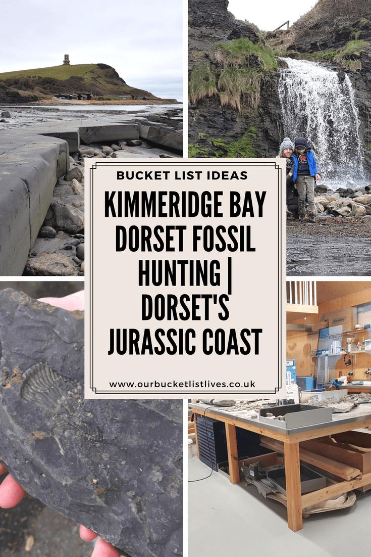 Kimmeridge Bay Dorset Fossil Hunting | Dorset's Jurassic Coast