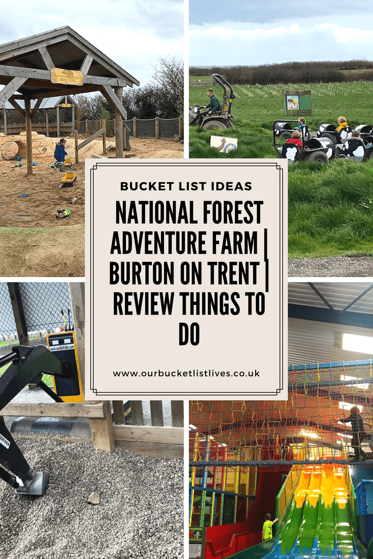 National Forest Adventure Farm | Burton on Trent | Review Things To Do