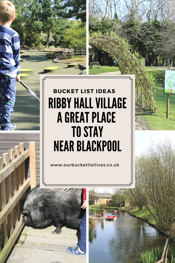 Ribby Hall Weekend away review A great Holiday Park near Blackpool