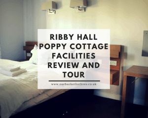 Ribby Hall Poppy Cottage Facilities Review and Tour