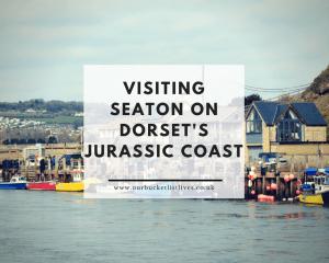 Visiting Seaton on Dorset's Jurassic Coast