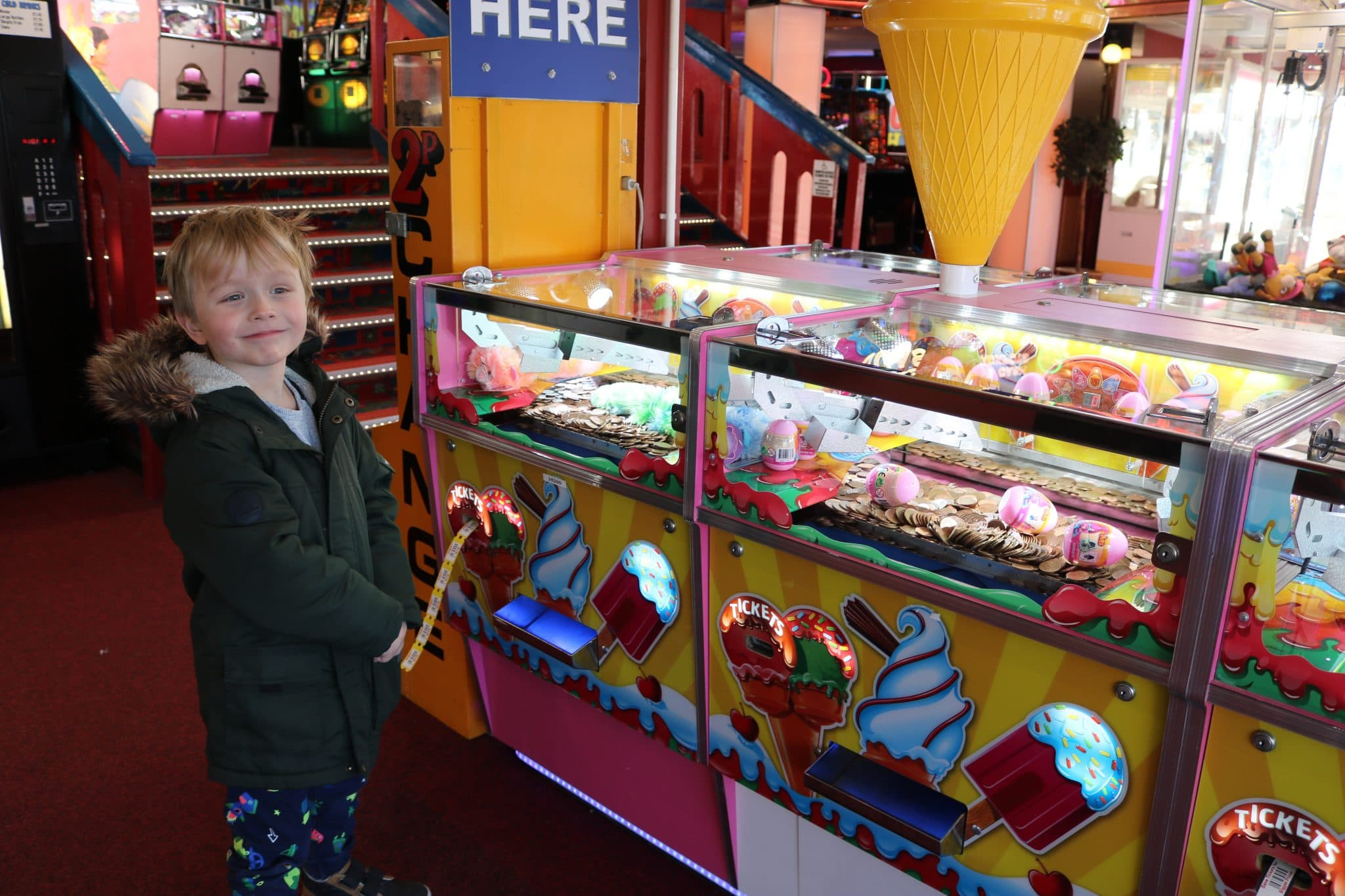Skegness Pier | Things To Do | Family Friendly