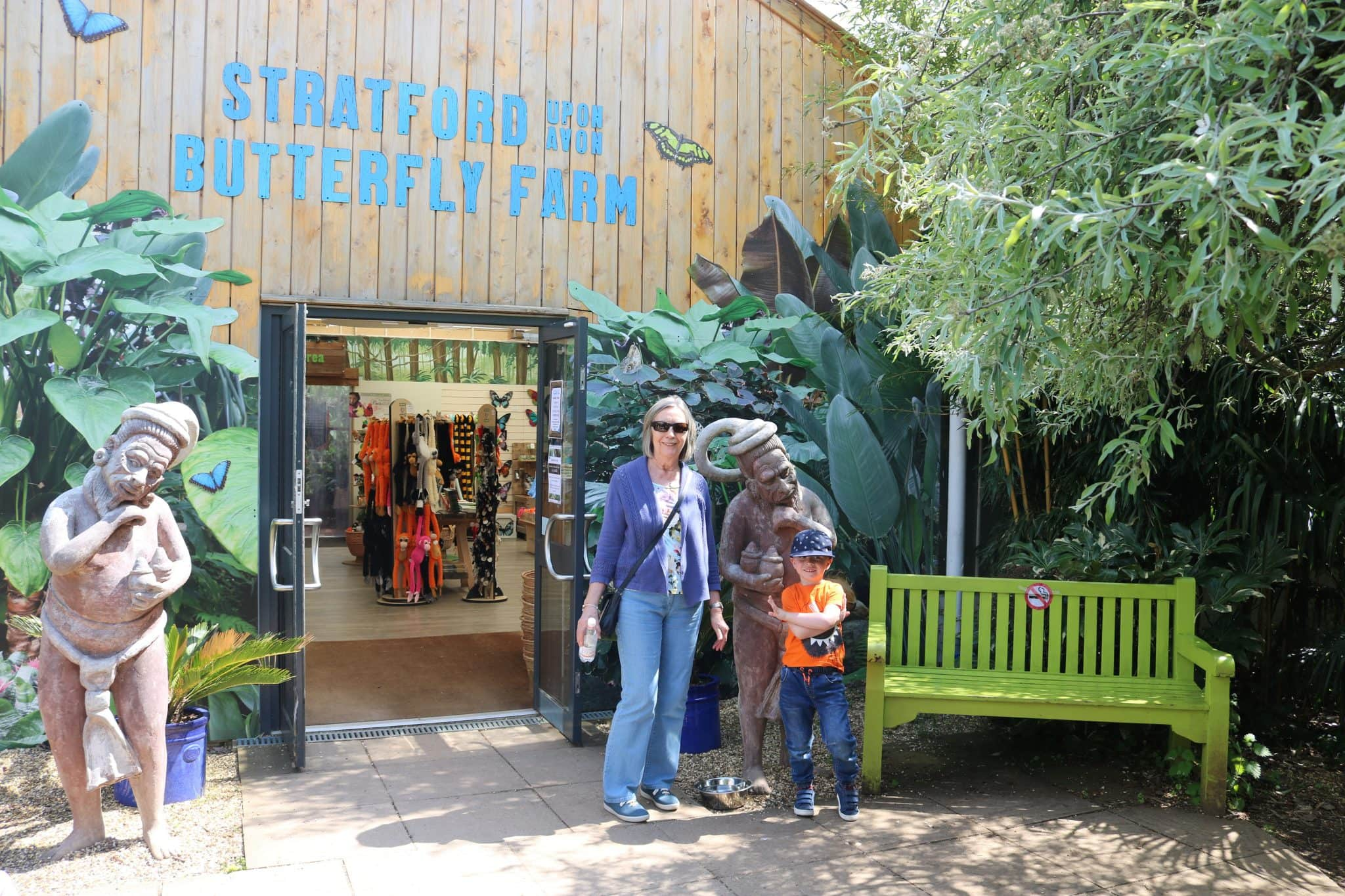 Butterfly Farm Stratford-Upon-Avon | Review | Find Out What It's Like Inside