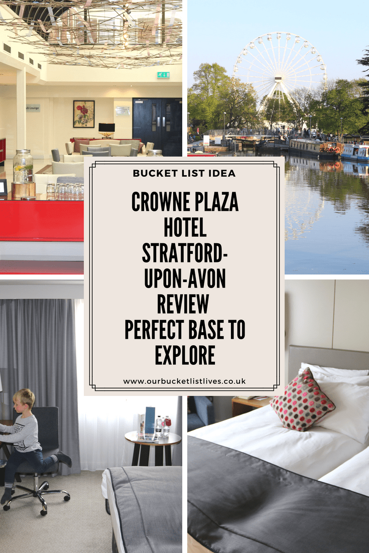 Crowne Plaza Hotel Stratford-Upon-Avon Review | Perfect Base to Explore