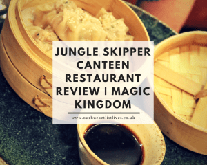Jungle Skipper Canteen Restaurant Review | Magic Kingdom