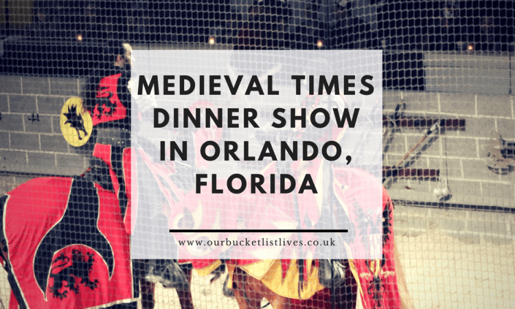 Medieval Times Dinner Show in Orlando, Florida Honest Review