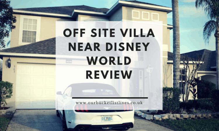 Our Off Site Villa Near Disney World Florida   Review   Lake Berkley Resort