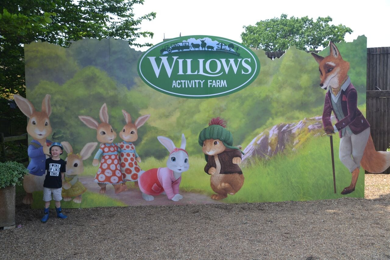 Willows Activity Farm | Things to See and Do | Day Out Review