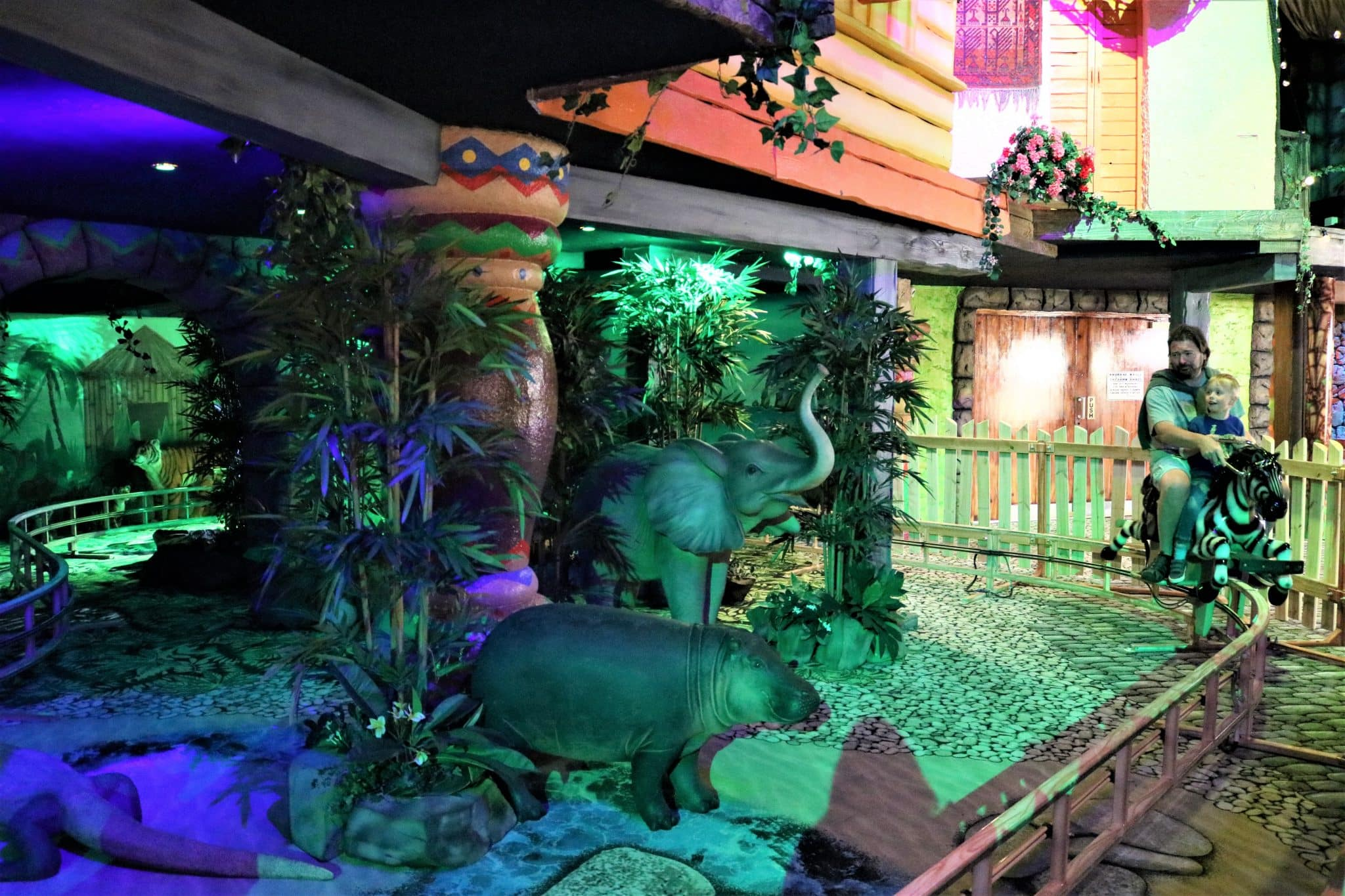 Fantasy Island Rides | Which Rides are Suitable for Young Kids