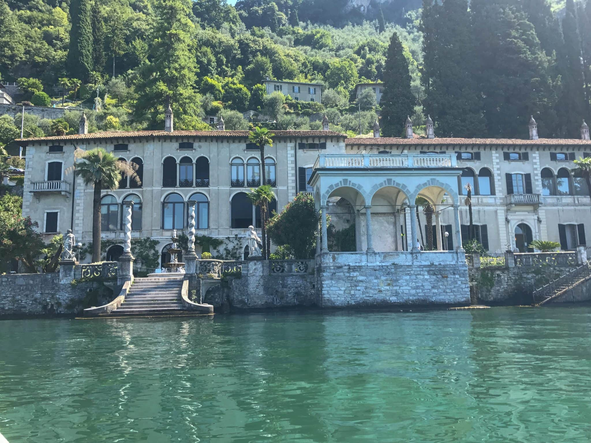 Lake View Villa on Lake Como