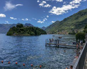 Lake Como Lido