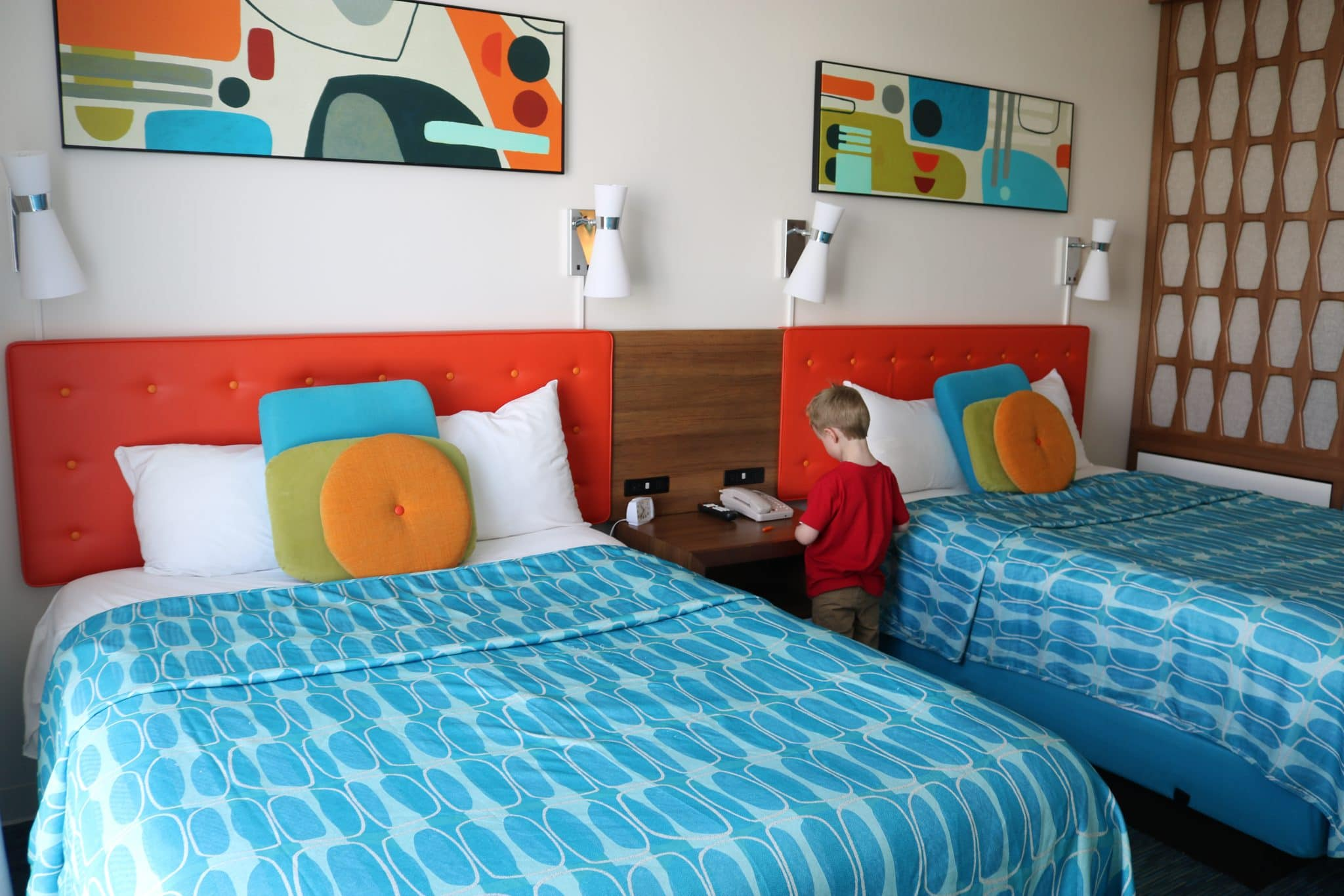 Universal's Cabana Bay Beach Resort | Review - Family Suites