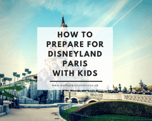 How to Prepare for Disneyland Paris with kids