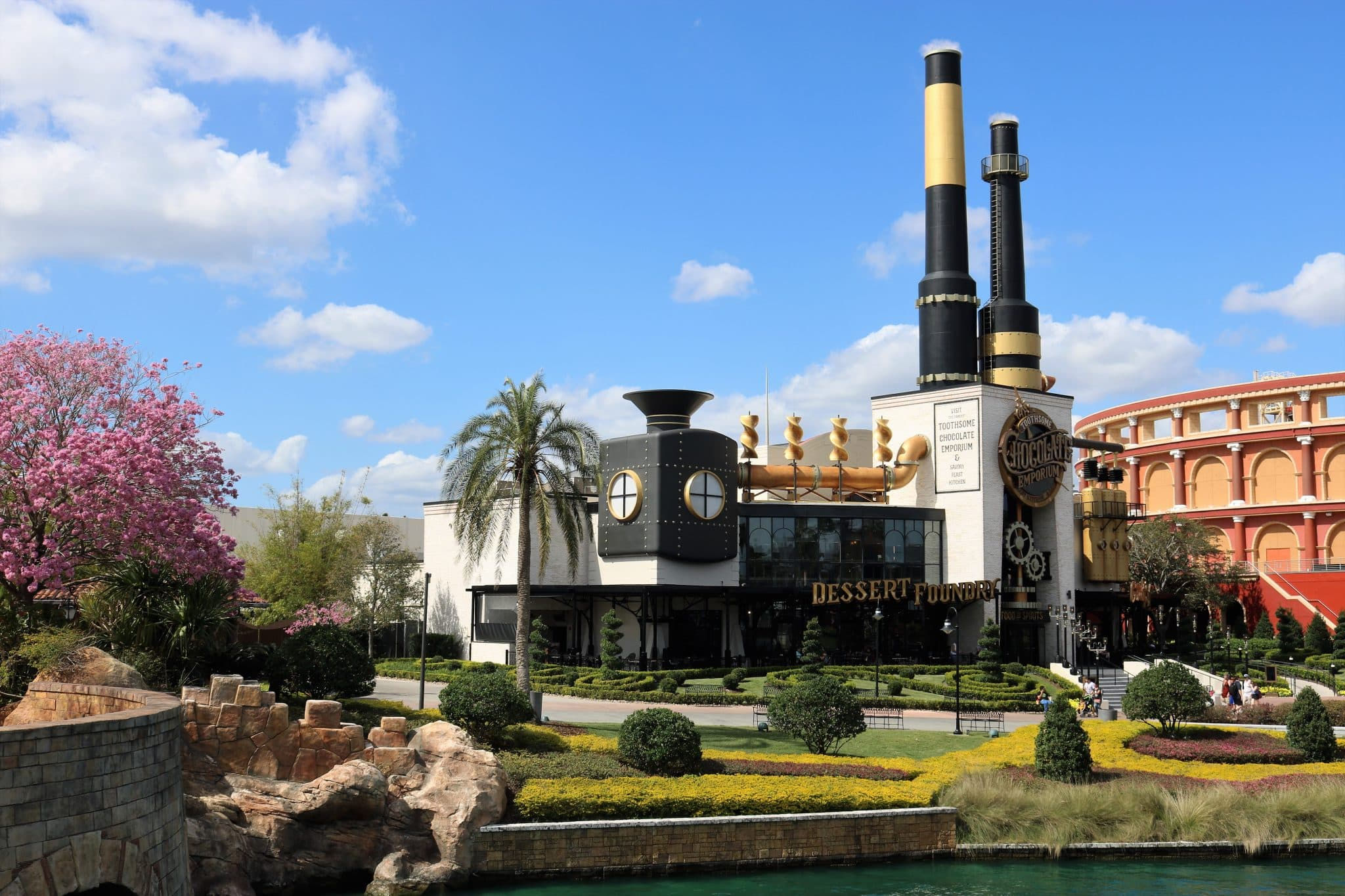 The Toothsome Chocolate Emporium at Universal's City Walk | A Review