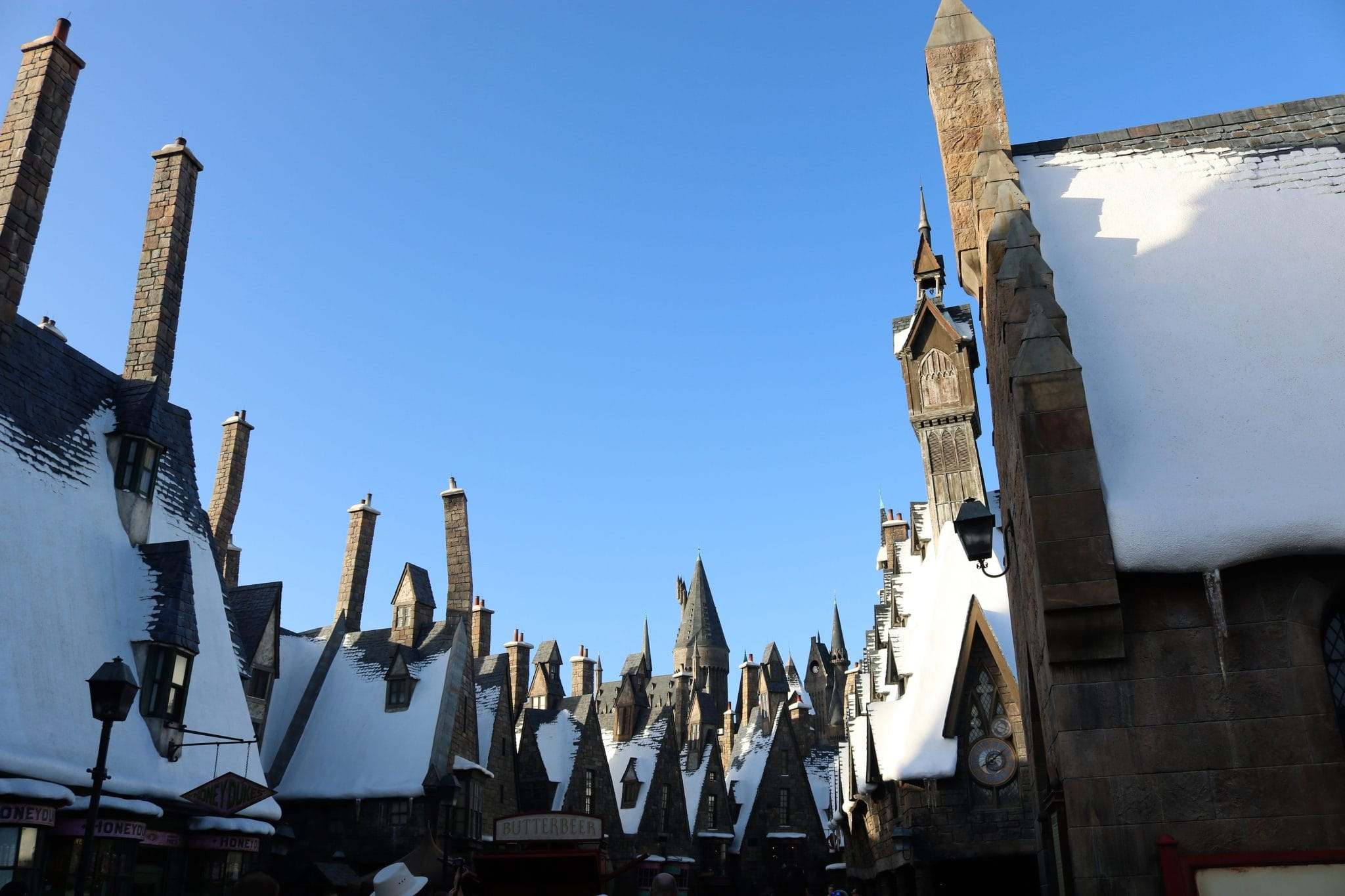 The Wizarding World of Harry Potter Hogsmeade (Islands of Adventure)