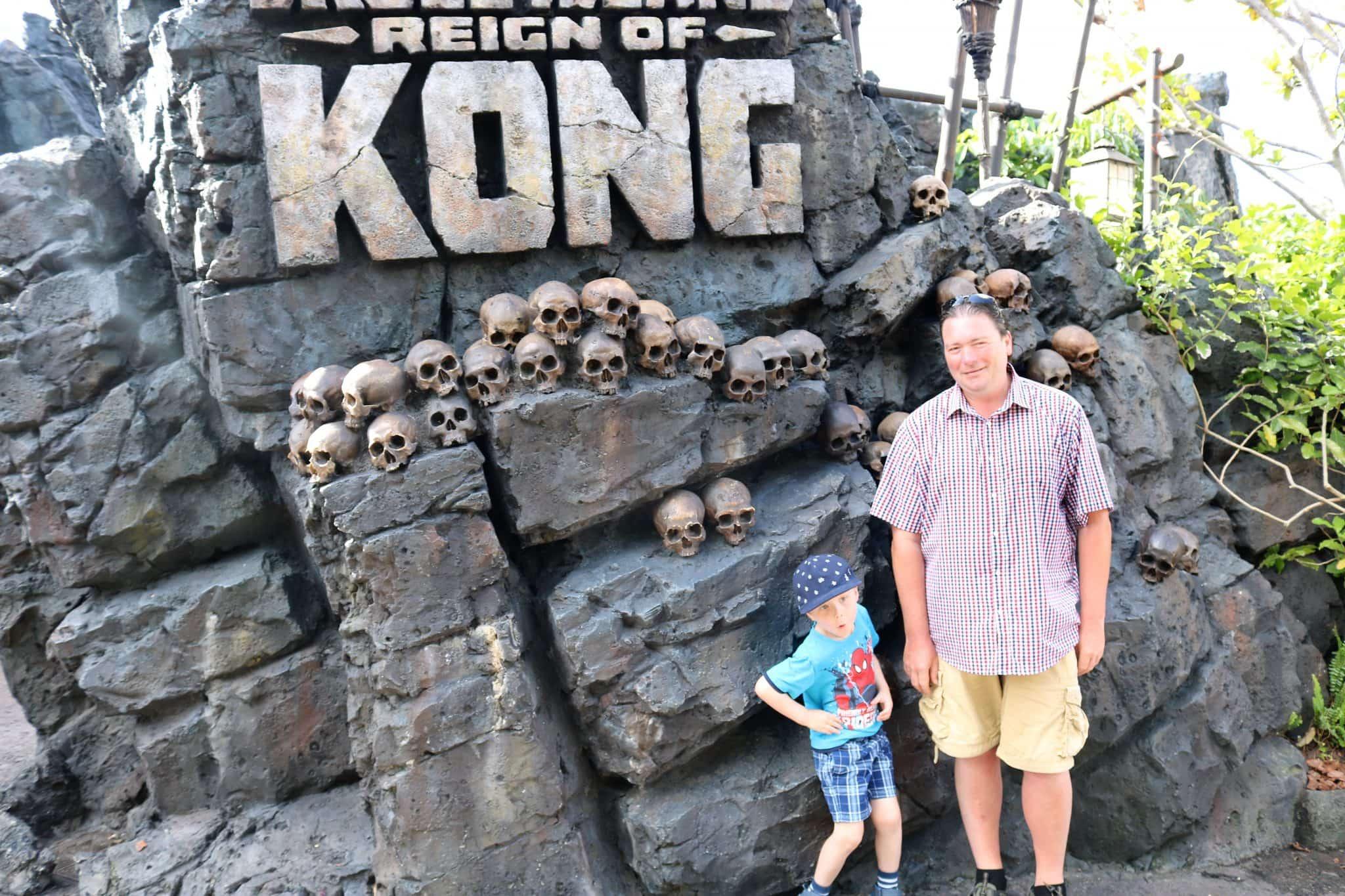 Skull Island, Reign of Kong