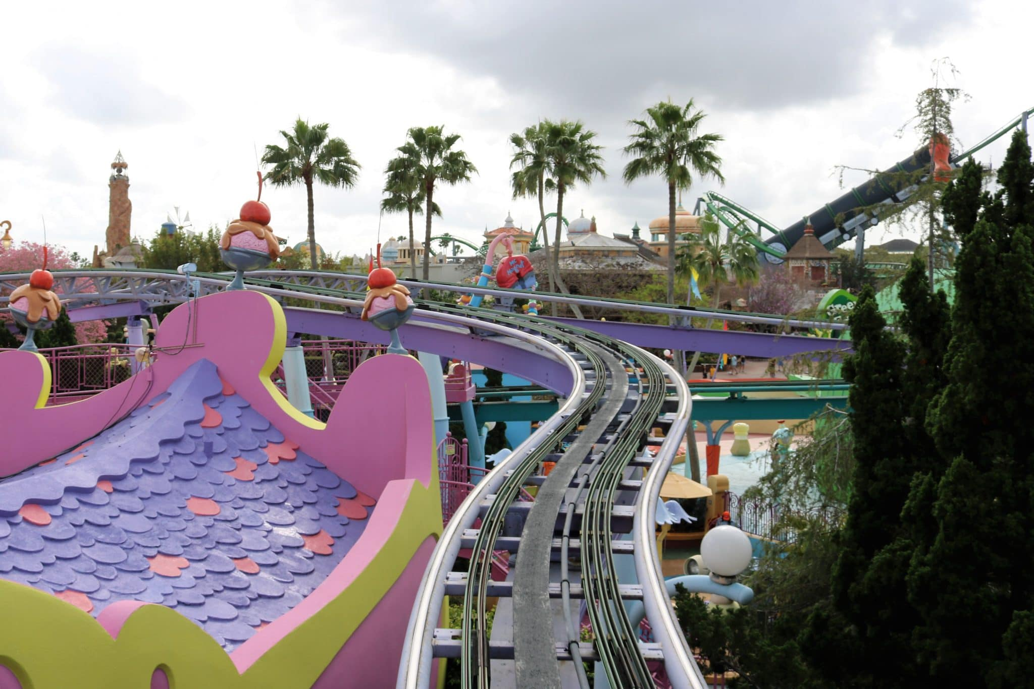 Islands of Adventure Orlando Rides For Families with Young Kids | Universal