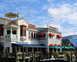 Lombard's Seafood Grille Universal Florida | A Review