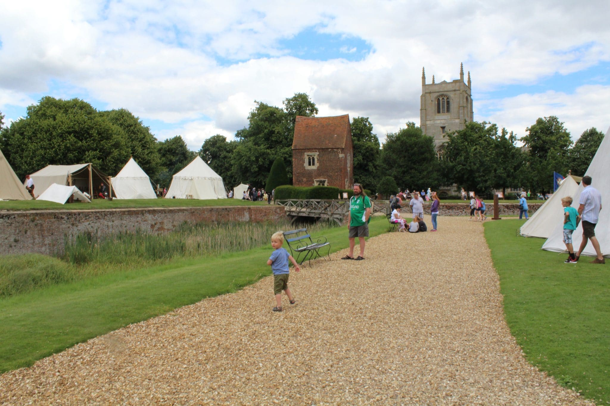 Events at Tattershall Castle