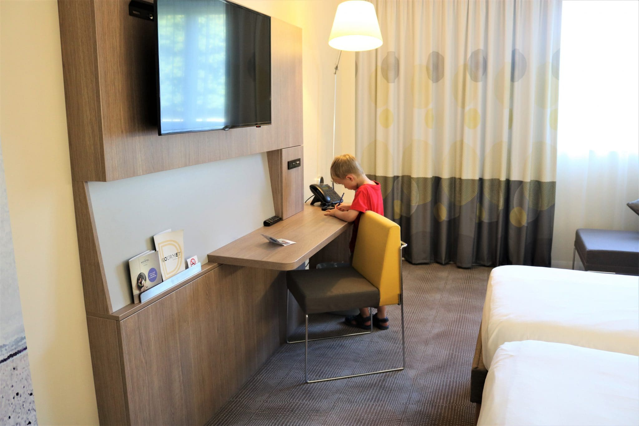 Novotel Hotel Stevenage Review Of Our Stay Room And
