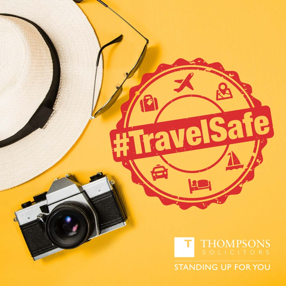 #travelsafe thompsons solicitors