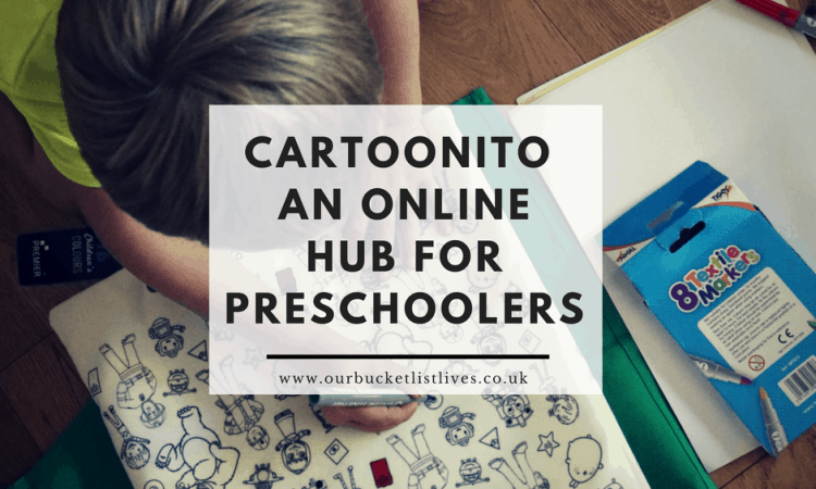 Cartoonito | An Online Hub and Programmes For PreSchoolers