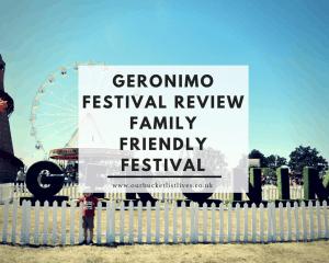Geronimo Festival Review | Knebworth House | Family Festival