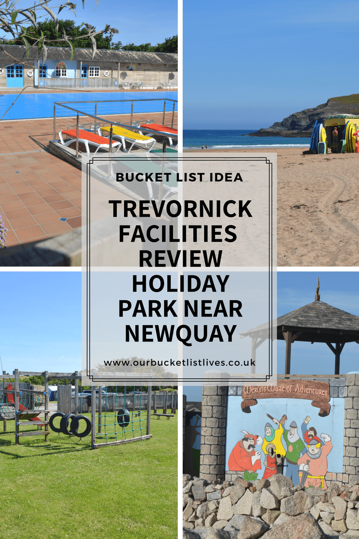 Trevornick Facilities | Review | Holiday Park Near Newquay