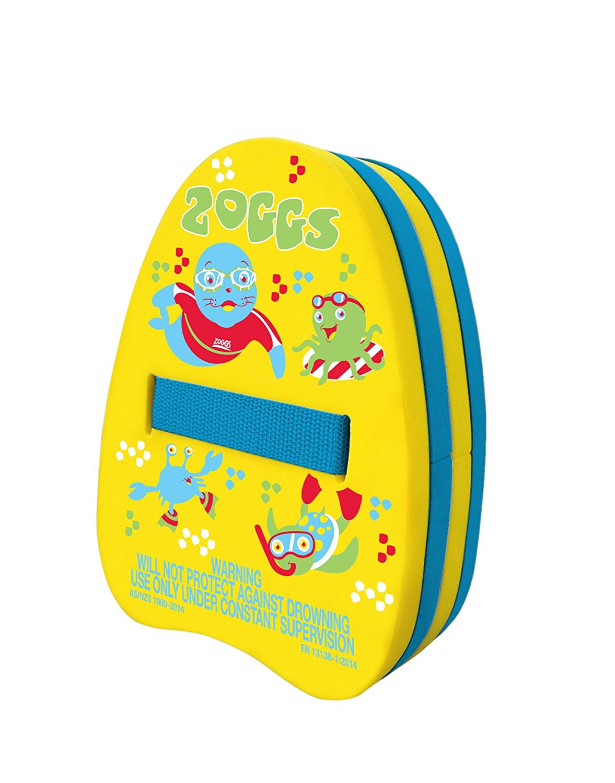 Zoggs Kids Zoggy Back Float - Multi, 2-6 Years