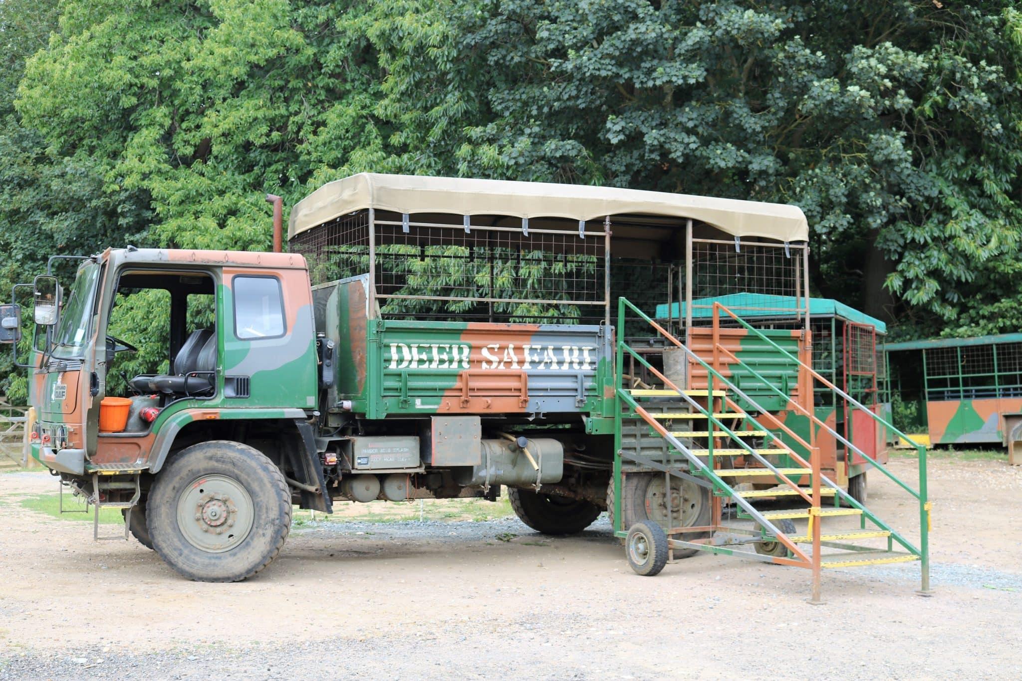 The Deer Safari Truck
