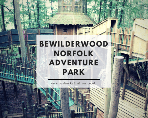 BeWILDerwood | Norfolk Adventure Park | A Unique Day Out