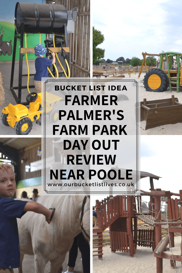 Farmer Palmer's Farm Park | Day Out Review | Near Poole