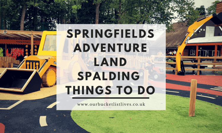 Springfields Adventure land Spalding | Things To Do