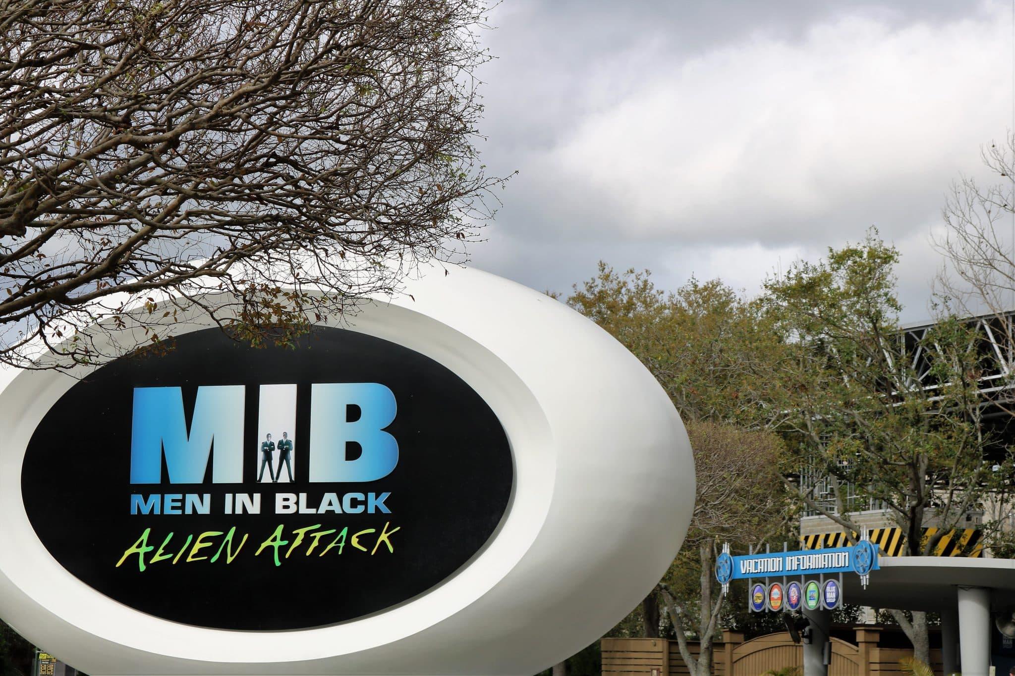 Men in Black Alien Attack