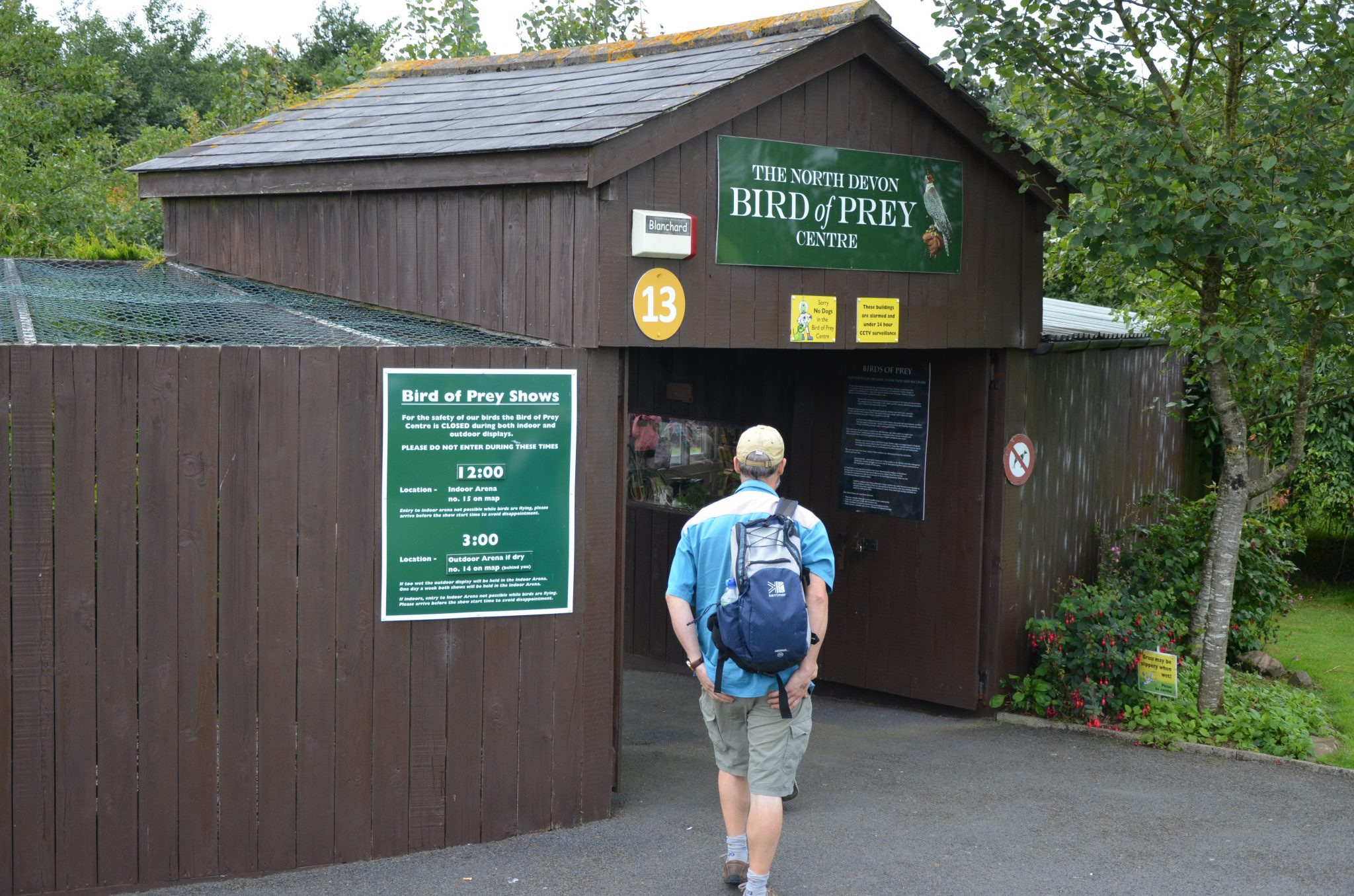 The Bird of Prey Centre