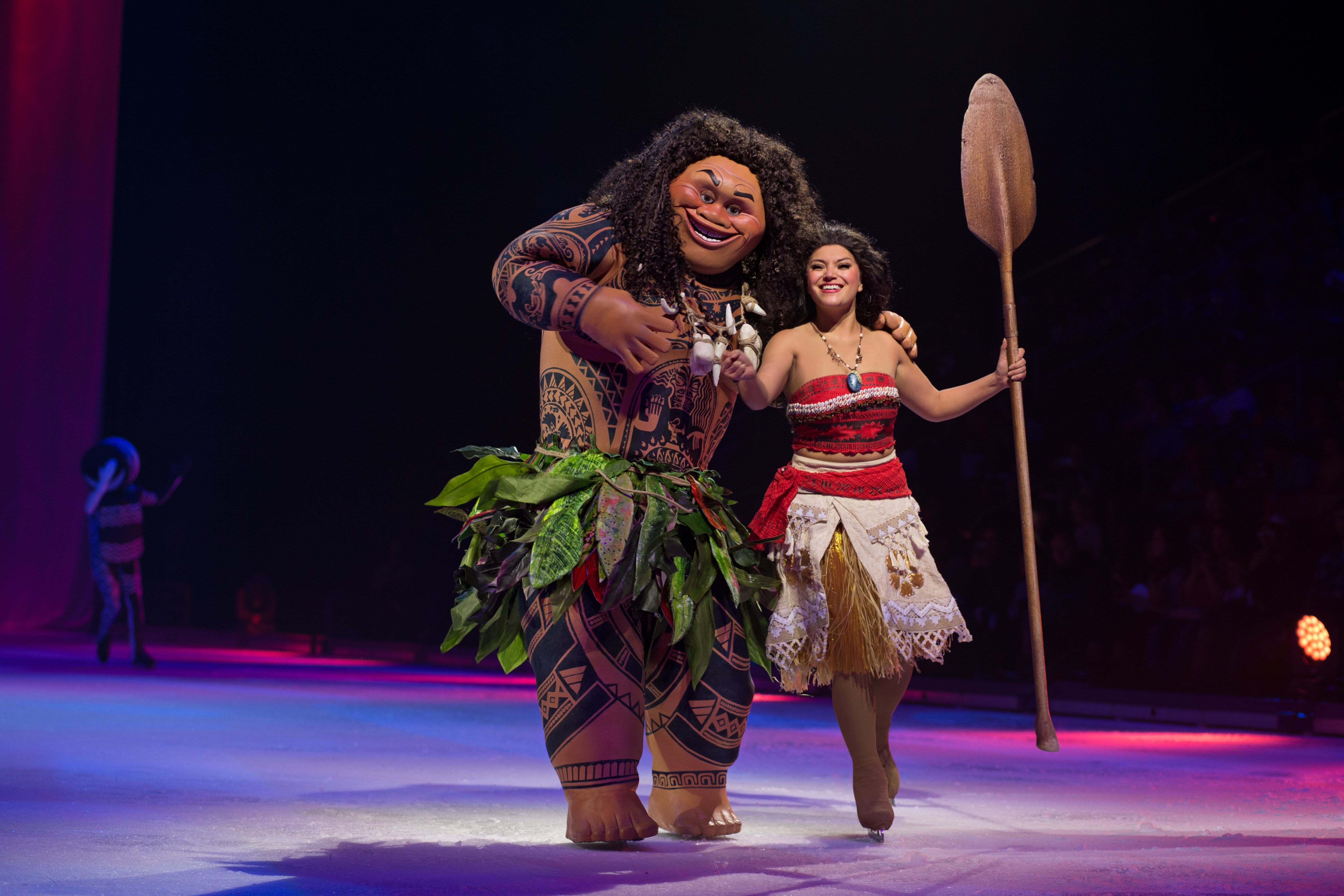 Disney on Ice presents Dream Big Featuring Moana | Giveaway